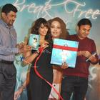 Bipasha Basu Launch Fitness DVD Break Free