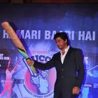 Shahrukh Khan At NDTV Toyota University Cricket Championship