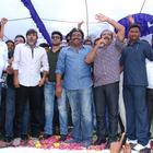 Celebs At Nayak Movie Success Tour