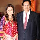 Celebs At Sangeet Ceremony Of Gayatri And Arjun Hitkari