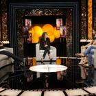Saif,Deepika And Anil On The Front Row With Anupama Chopra