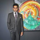 Abhishek Inaugurates Art Exhibition Of Radhika Goenka
