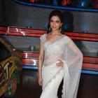 Deepika Padukone On The Sets Of Nach Baliye 5