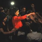 Katrina Gets Mobbed By NGO Kids At Screening Of Main Krishna Hun