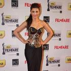 Shruti Hassan At 58th Filmfare Awards 2013