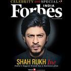 Shahrukh Khan On Forbes Magazine February 2013
