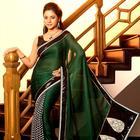 South Actress Suza Latest Photo Shoot In Saree
