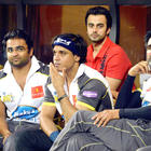 CCL Team Mumbai Heroes Warming Up Stills