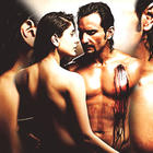 Saif Ali And Kareena Hot Bare Body Romance Photo From Movie Kurbaan