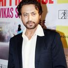 Irrfan And Kabir At Vikas Swarup Book Launch Event