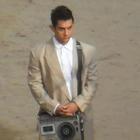First Look Of Aamir Khan From Peekay Movie
