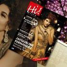 Jacqueline Fernandez On The Cover Of Hi BLITZ Feb
