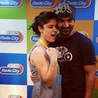 John Abraham Promotes I Me Aur Main At Radio City 91.1 FM