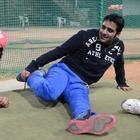 Telugu Warriors Team Practice At In Sport Photos