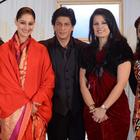 Shahrukh Khan At Tag Heuer Collection Launch 2013