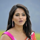 Anushka Shetty In Saree Latest Photo Stills