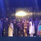 Rani Mukerji At Yash Chopra Statue Unveiled Event