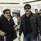 Telugu Warriors At Netaji Subhash Chanra Airport For CCL 3