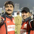 Telugu Warriors Vs Bengal Tigers CCL 3 Match Photos
