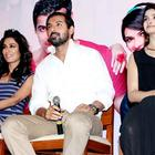 Celebs At I Me Aur Main Movie Press Conference