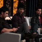 Kai Po Che Team With Anupama Chopra On The Front Row