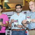 Manoj Bajpayee And Anupam Kher At Unveil Of Special 26 Book