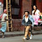 Saif Ali And Sonakshi On The Sets Of Bullet Raja
