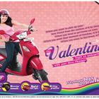 Priyanka Chopra Photo Shoot For Hero Honda Pleasure Print Ads