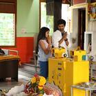 Telugu Movie Back Bench Student Working Stills