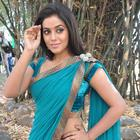 Poorna Latest Photos At Telugulo Naaku Nachani Padam Prema Movie Opening