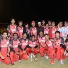 Telugu Warriors And Mumbai Heroes Match Photos