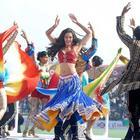 Katrina And Nargis At Hockey India League Match In Lucknow