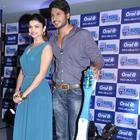 Prachi And Sundeep At Oral B Smile India Movement 2013