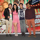 Taapsee And Other Celebs At The Audio Release Of Chashme Buddoor