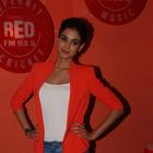 Sonal Chauhan Promotes 3G Movie At Various Radio Station