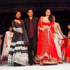Parineeti  And Urmila On The Ramp For The Angeli Foundation