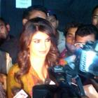 Priyanka At An Eye Donation Event In Pune