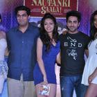 Celebs At Nautanki Saala Audio Launch Function