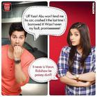 Varun And Alia Photo Shoot For Nestle Fruita Vitals Ad