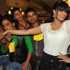 Veena Malik Attempt A Kiss Event