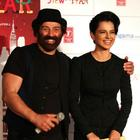 Sunny And Kangana At I Love NY Theatrical Trailer Launch Event