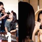 Sonakshi Sinha Spend A Day With Filmfare Sets