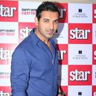 John Abraham At The Unveiling Of Star Week Magazine Cover 2013