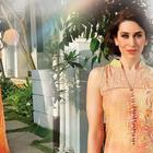 Karisma Kapoor New Crescent Lawn 2013 Collection Ad