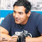John Abraham At HT Cafe Office