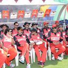 CCL 3 Telugu Warriors VS Bhojpuri Dabanggs Match Photos