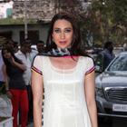 Karisma Kapoor At Gitanjali Designer Archana Kochhar Store