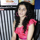 Taapsee Pannu At Radio Josh Launch Photos