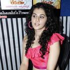 Taapsee Pannu At Radio Josh Launch Photos