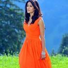 Ileana D'Cruz Beautiful Photo Stills In Orange Dress